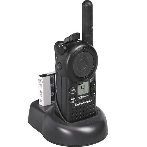 Motorola CLS1410 UHF 1 W 4-Channel 2-Way Radio