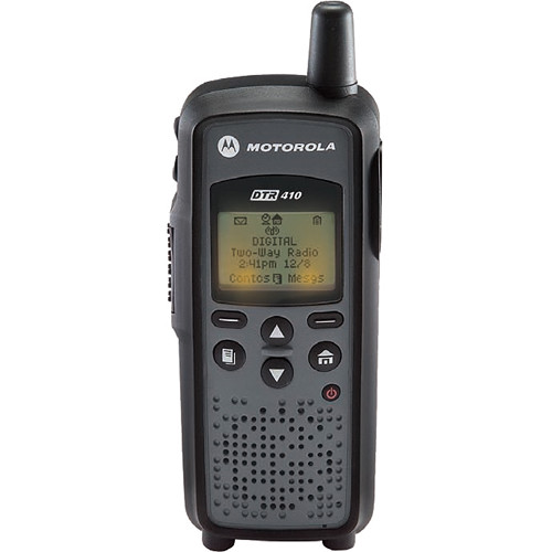 Motorola DTR-410 Digital 2-Way Radio