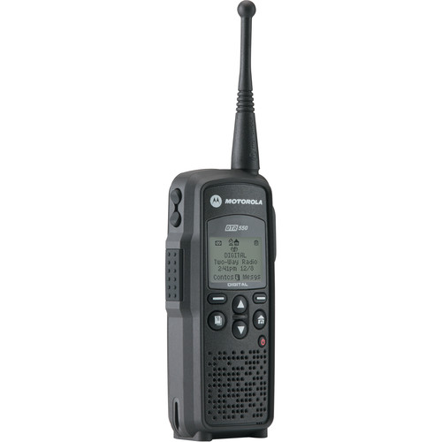 Motorola DTR550 Digital On-Site Portable 2-Way Radio
