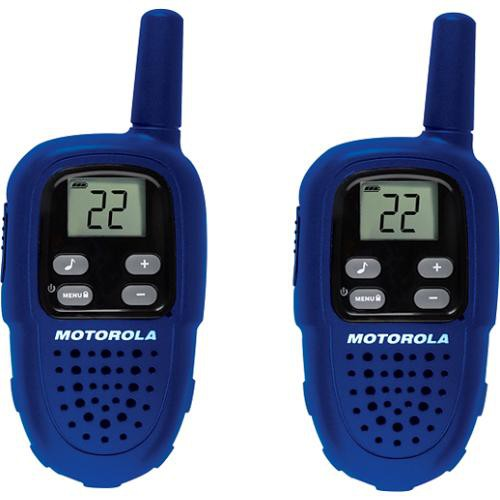 "Motorola FV300 Talkabout Two-Way Walkie-Talkie Radio (""AAA"" Batteries)"
