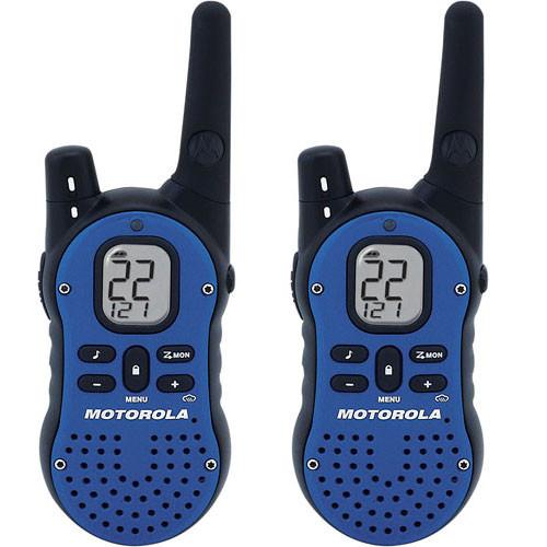 Motorola FV700R 2-Way Talkabout Radio - Blue