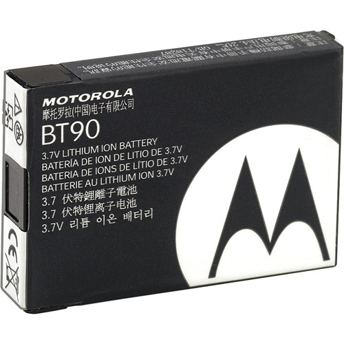 Motorola HKNN4013 High-Capacity 1800mAh Li-ion Battery for CLP