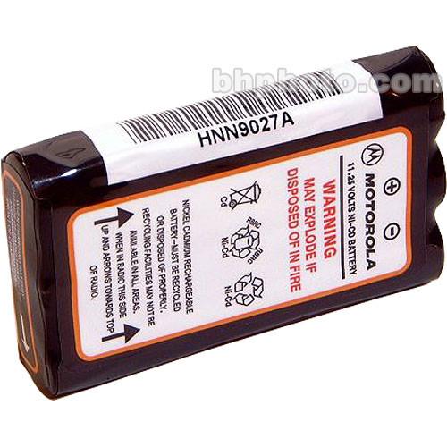 Motorola NiCAD Battery Pack 11.25V 630mAh