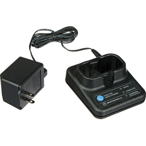 Motorola 3-Hour Desktop Rapid Charger