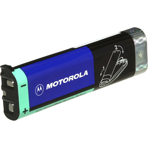 Motorola Rechargeable NiMH Battery (15 Hours) - for Spirit XTN Series Radios