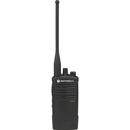 Motorola Model RDU4100, RDX Business Series Two-Way UHF Radio (Black)