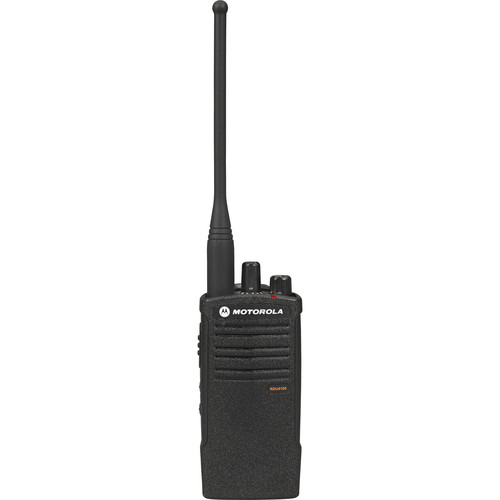 Motorola RDU4100 RDX Business Series Two-Way UHF Radio (Black)