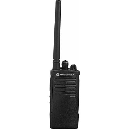 Motorola Model RDV2020, RDX Business Series Two-Way VHF Radio (Black)