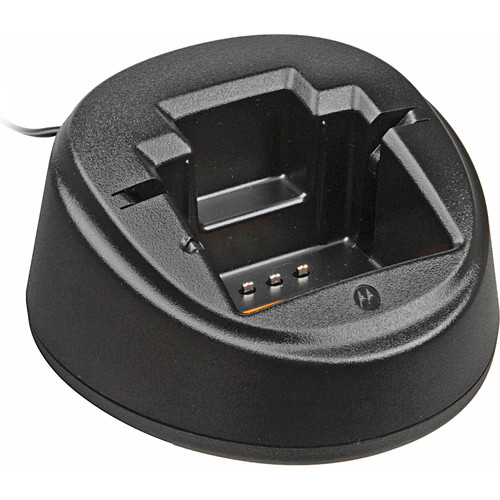 Motorola Replacement Desktop Charger with AC Power Pack for AX Series