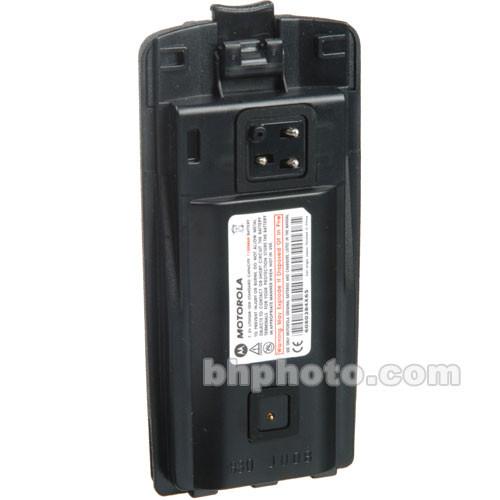 Motorola Standard Capacity Lithium-ion Battery for the RDX Series 2-Watt Two-Way Radios
