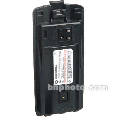 Motorola Standard Capacity Lithium-ion Battery for the RDX Series 2-Watt Two-Way Radios