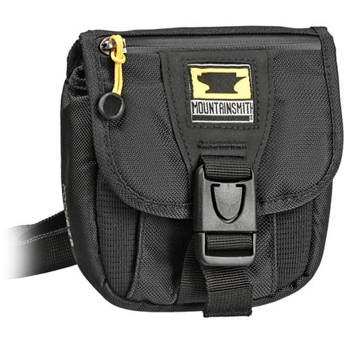 Mountainsmith Focus II Gear Pouch, Small (Black)
