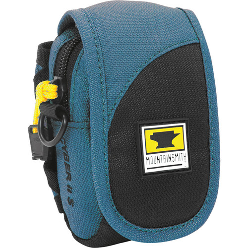 Mountainsmith Cyber II Point & Shoot Case, (Small Lotus Blue)