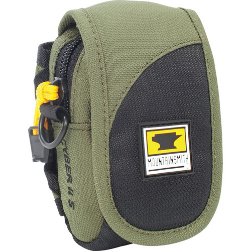 Mountainsmith Cyber II Point & Shoot Case, (Small Pinion Green)