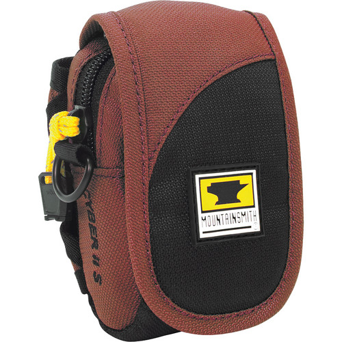 Mountainsmith Cyber II Point & Shoot Case, (Small Aztec Red)