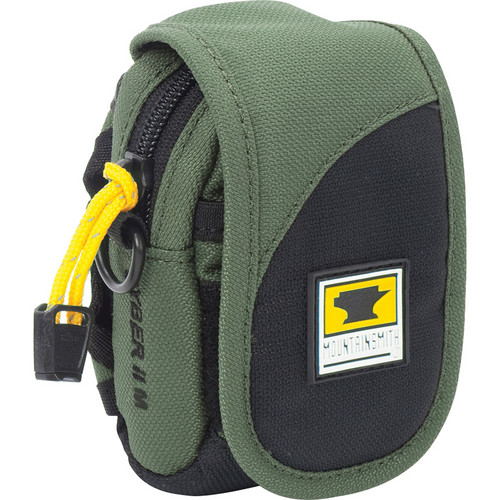 Mountainsmith Cyber II Point & Shoot Case, (Medium, Pinion Green)
