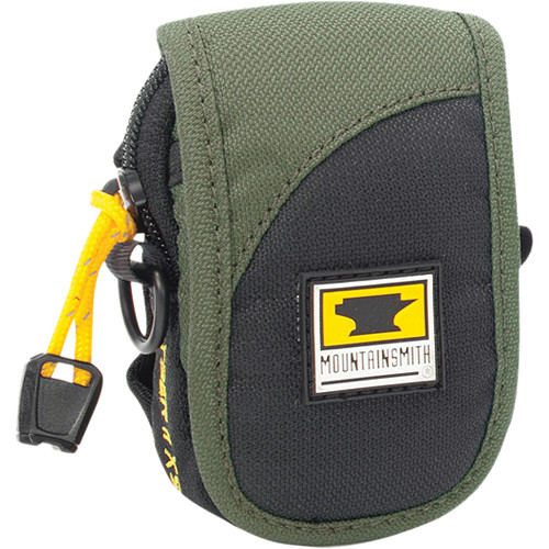 Mountainsmith Cyber II Point & Shoot Case, (X-Small Pinion Green)
