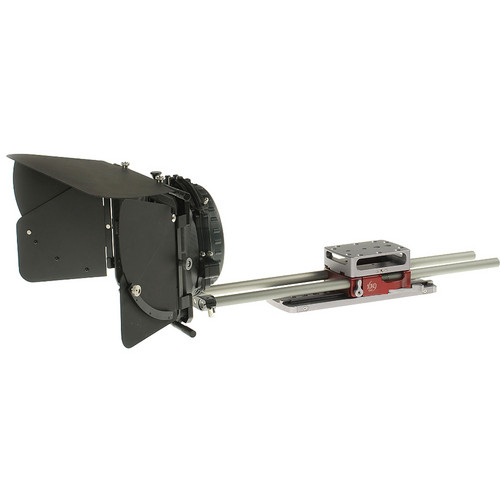 Movcam MM1 MB - Panasonic AG-AF100 Kit 1 With Mattebox/Cine Base M15 Support