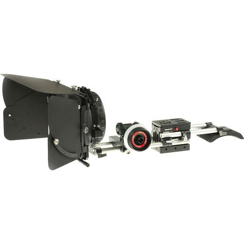 Movcam MM1 MB - Panasonic AG-AF100 Kit 2 With Mattebox, Follow-Focus