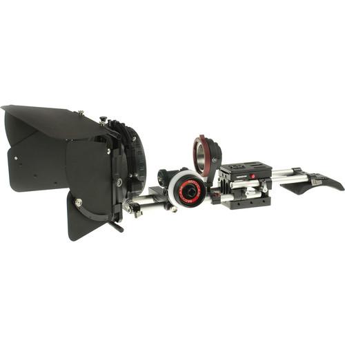 Movcam MM1 MB - Panasonic AG-AF100 Kit 2 With Mattebox/Follow-Focus/PL Mount