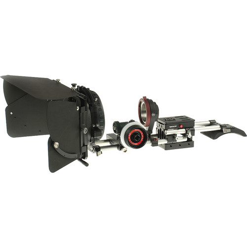 Movcam MM1 MB Sony NEX-FS100 Kit 2 With Mattebox/Follow-Focus/PL Mount