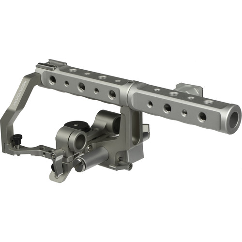 Movcam Top Handle Kit for Canon C300 (Silver)
