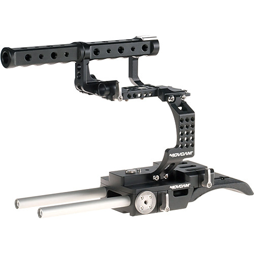Movcam Sony FS700 Shoulder Support Kit (Black)