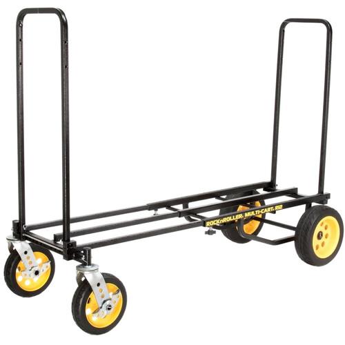 MultiCart RocknRoller R12RT 8-in-1 All-Terrain Equipment Cart