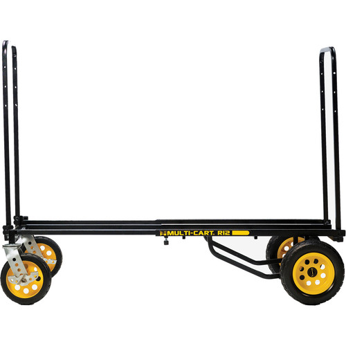 MultiCart RocknRoller R12RT 8-in-1 All-Terrain Equipment Transporter