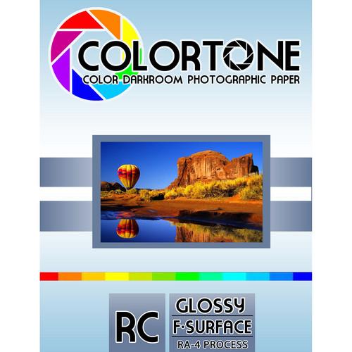 """ColorTone ColorTone Color Paper (8 x 10"""", Glossy, 50 Sheets)"""