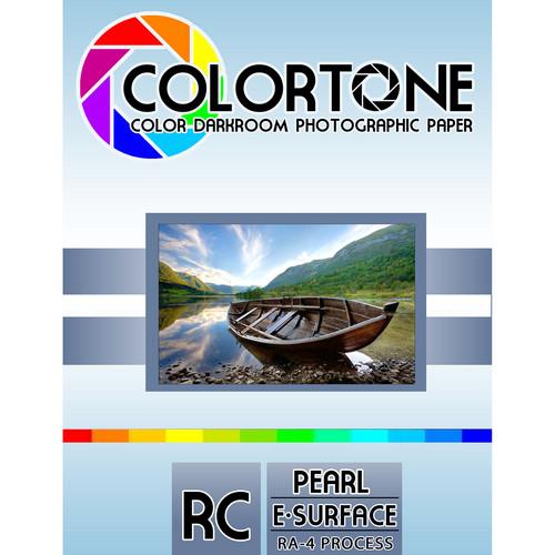 """ColorTone ColorTone Color Paper (8 x 10"""", Pearl, 50 Sheets)"""