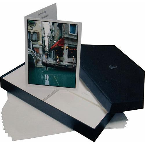 """Museo Small Inkjet Artist Cards (4.5 x 5.76"""", 24 Cards & Envelopes)"""