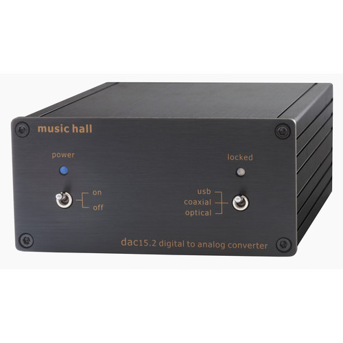 Music Hall dac15.2 Digital to Analog Converter