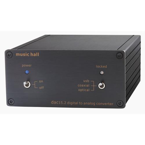 Music Hall dac15.2 Digital to Analog Converter