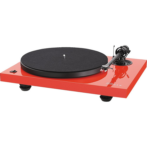 Music Hall Music Hall mmf-2.2le (Red) Turntable