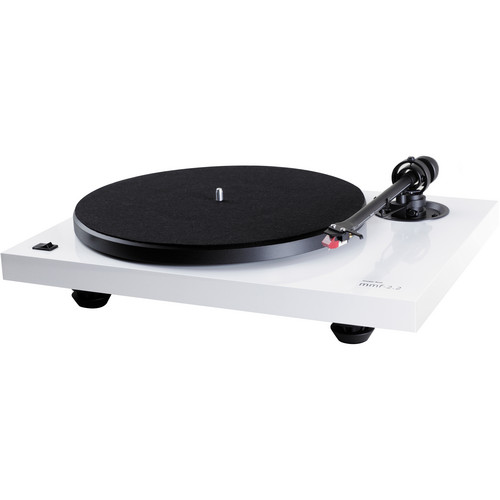 Music Hall Music Hall mmf-2.2wh (White) Turntable