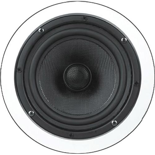 """Mustang MS-BRO62 6.5"""" 2-Way In-Ceiling Speaker"""