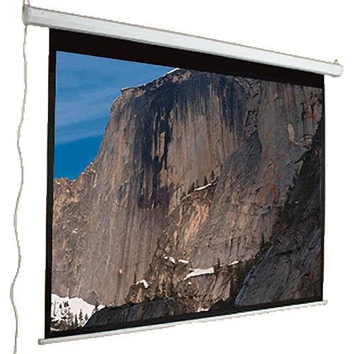 "Mustang SC-E120D4:3 Motorized Front Projection Screen (73x96"")"