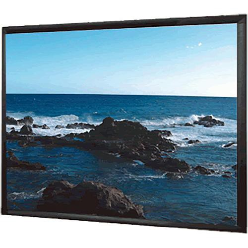 "Mustang SC-F100W4:3 Fixed Frame Projection Screen (64 x 84"")"