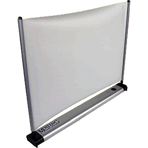 "Mustang SC-MINI 25 Mini Projection Screen (20 x 15"")"
