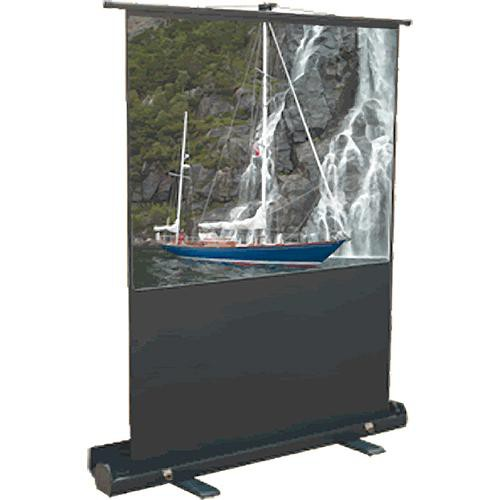 "Mustang SC-P60D43 Portable Front Projection Screen (48 x 36"")"