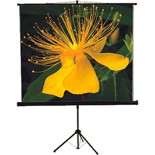 """Mustang SC-T7011 Tripod Front Projection Screen (70x70"""")"""
