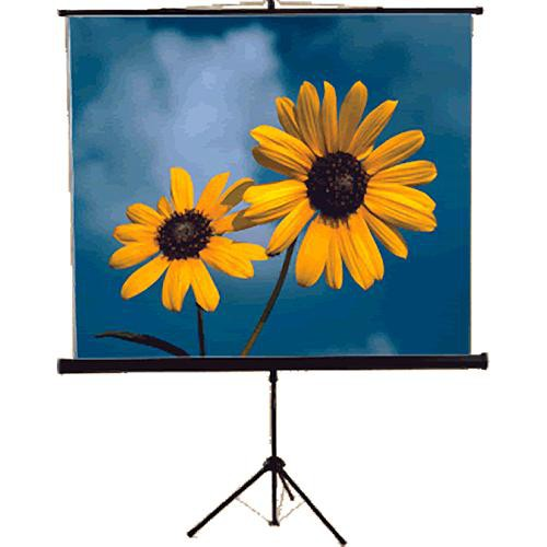 "Mustang SC-T8411 Tripod Front Projection Screen (84x84"")"
