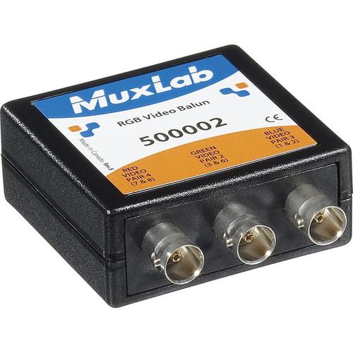 MuxLab 500002 RGB Video Balun