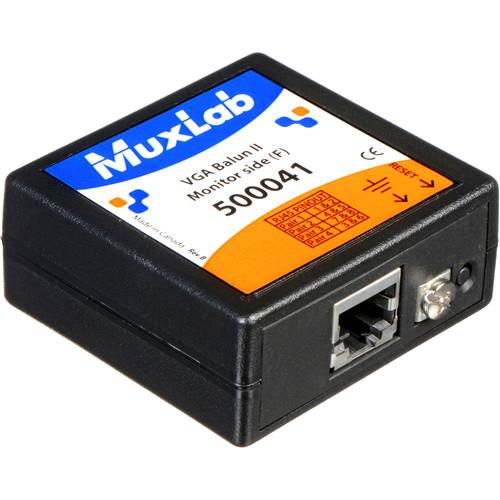 MuxLab 500041 VGA Balun II (Monitor Side)