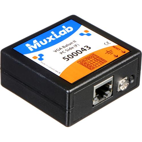 MuxLab 500043 VGA Balun II (PC Side)