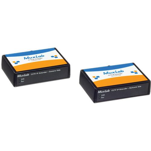 MuxLab CCTV IP Extender Kit