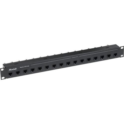 MuxLab 500130 Passive CCTV Hub (UTP/Coax)