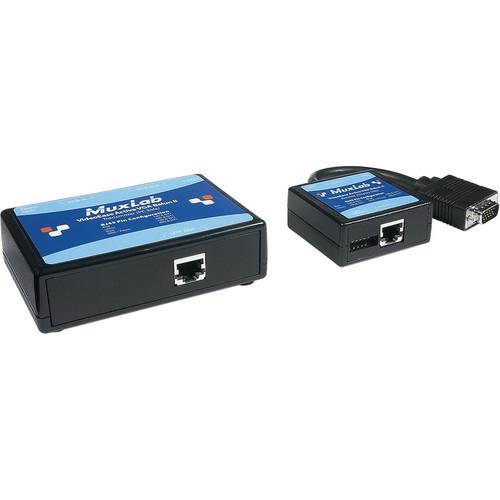 MuxLab 500140 Active VGA Balun II Kit (Rev C)