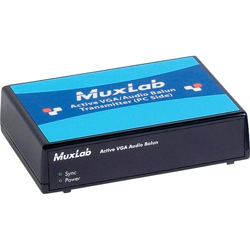 MuxLab Active VGA/Audio Balun (TX)